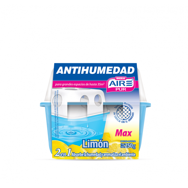 Aire Pur antihumedad Max 250 grs.
