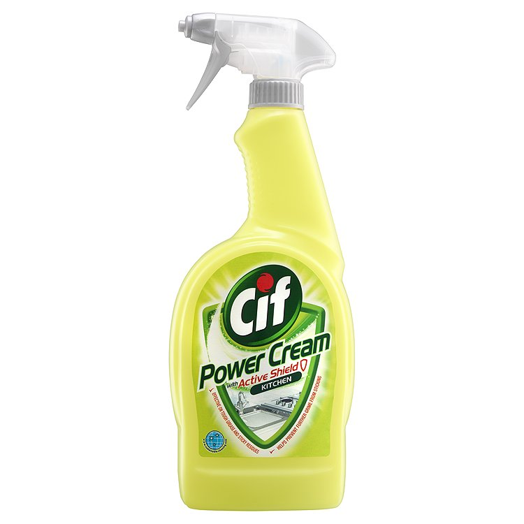 Cif Power Cream Cocina 500 ml. -desengrasante- | NeoClean